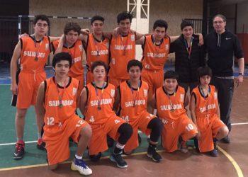 Basquetbol Salvadoreño Clasifica Al Regional De Los Juegos Escolares