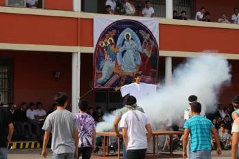 Con la Fe y el fervor que nos caracteriza celebramos la Semana Santa