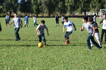 Celebración Día de la Actividad Física
