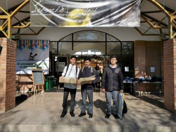 Participación concurso de pintura y dibujo Colegio La Cruz