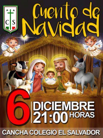 Invitación: Cuento de Navidad