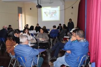 Docentes y directivos de colegio El Salvador participaron en jornada de reflexión para la Buena Enseñanza