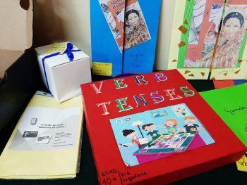 Exposición Lapbooks y Juegos de Mesa