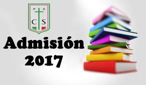 Proceso de Admisión 2017