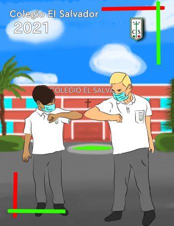 Finalización concurso de arte: Agenda Escolar 2021