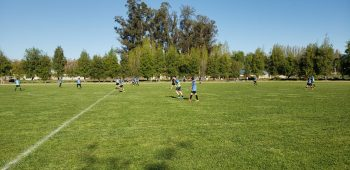 Tercer Campeonato De Futbol Profesor Orlando Valenzuela Acevedo