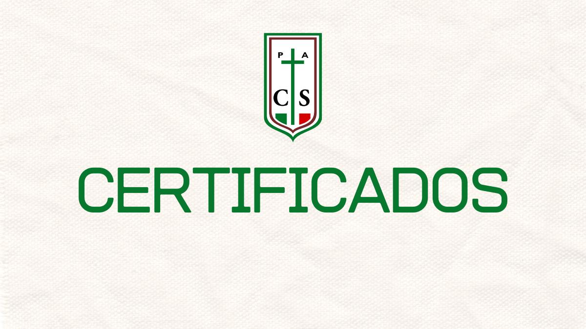MODALIDAD DE ENTREGA DE CERTIFICADOS