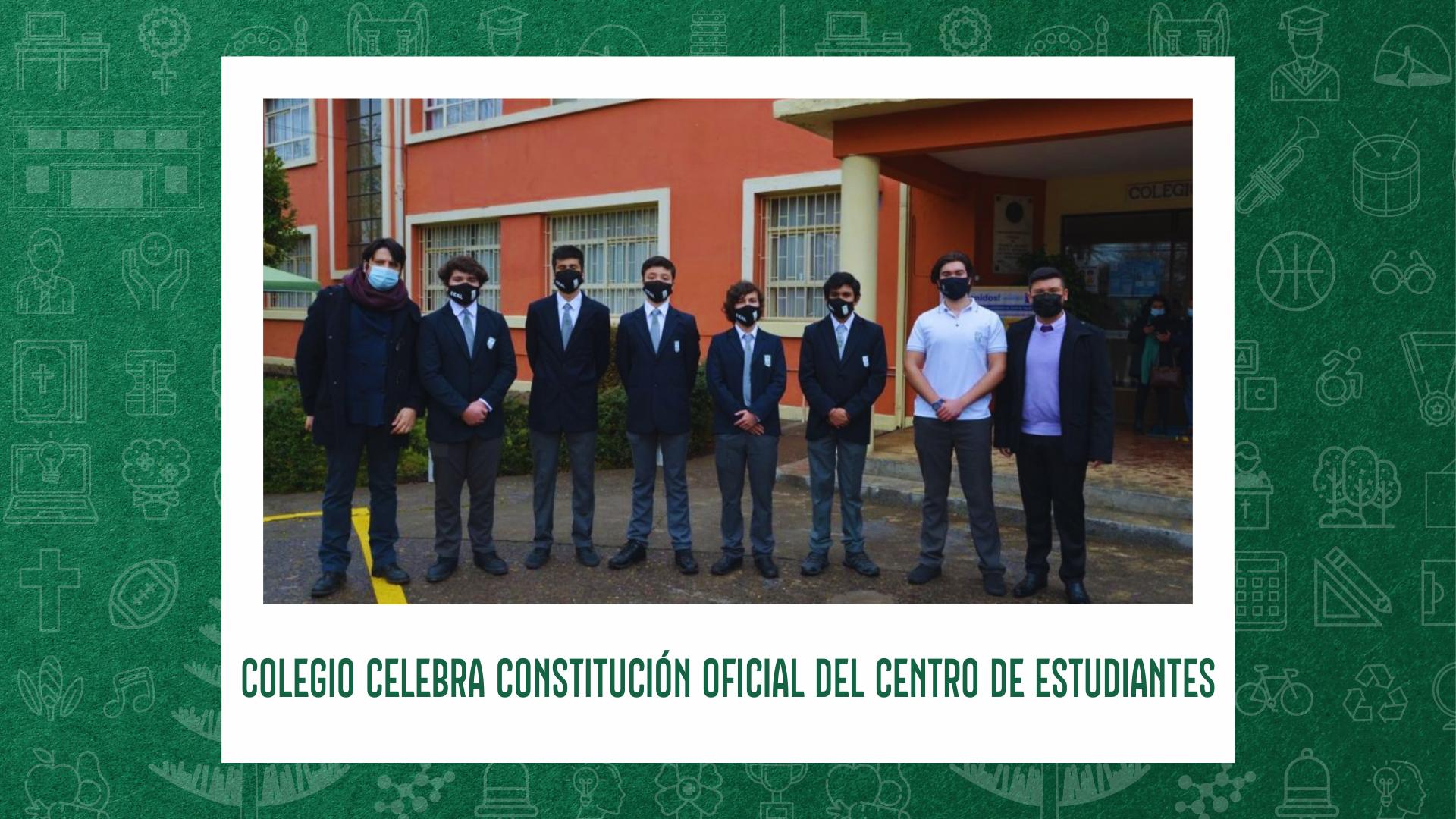 COLEGIO CELEBRA CONSTITUCIÓN OFICIAL DEL CENTRO DE ESTUDIANTES